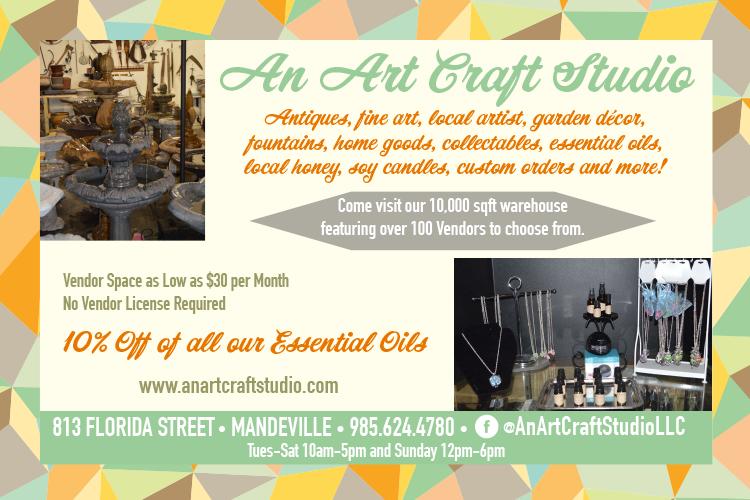 An Art Craft Studio